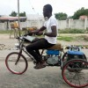 The Famous Borno Customized Tricycle Guy