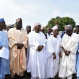 Kano state governor Umar Ganduje donates over 29 vehicles to Nigerian Army, Civil Defence, NDLEA and others to boost security in Kano