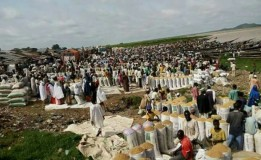 Welcome toYauri Rice Market, The 3rd largest Rice Market in Kebbi State