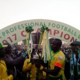 Plateau United are NPFL champions. Their first ever title