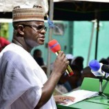 Gov Bello Inaugurates Special Public Works With 21,000 Beneficiaries