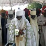 President Buhari, Governors, Emir Sanusi and Others mourns Emir of Katagun