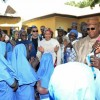 Boko Haram: ‎Shettima, UN-DSG,Amina tour Bama as Borno rebuilds 11,000 homes, 170 classrooms