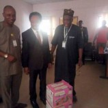 JAMB SNAKE: Senator Shehu Sani storms JAMB office with anti-snake venom, charmers over missing N36m