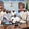 Niger Governor Signs 2018 Budget