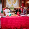 #PMBinMorocco: President Buhari Signs Agreements with King Muhammad VI