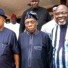 2019 Elections: PDP Leaders Visit Obasanjo, Apologise For Past Mistakes