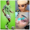 """You couldn't beat Argentina but you can beat your wife"", Shehu Abdullahi beats hell out of wife"