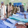 Buhari reiterates commitment toward improved welfare for Army