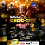 Croc-City Urban Karaoke Contest is here! How excited are you?