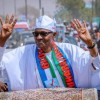 #PMBinKatsina; Buhari to Public Officials: Keep trust or quit