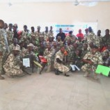 Insurgency: NHRC Trains Military In The Frontlines