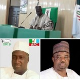 The New Speaker and The Two Most Influential  Lawmakers In Kano State 9th Assembly
