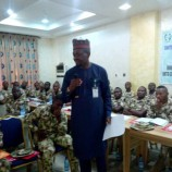Insurgency: NHRC, UNHCR Train Army on Human Rights Protection