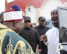 Emir of Gwoza returns home 5 years after displacement by Boko Haram