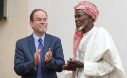 Imam Abubakar Abdullahi wins International Religious Freedom Award for saving Christians