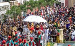 Ganduje forbids Kano district heads from attending Emir Sanusi's Eid Durbar