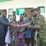 Military releases suspected bandits to Kaduna govt