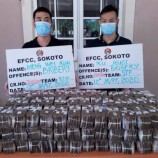 EFCC arrests two Chinese for offering N100m bribe