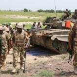 Troops kill four bandits, recover weapons in Katsina