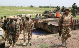 Five soldiers abducted by Boko Haram terrorists during Friday's attack slaughtered