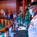 Identify sponsors, leaders of kidnappers, bandits, take them out – Buhari orders Security Heads