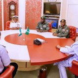 President Buhari Replaces Buratai, Others. Appoints New Service Chiefs