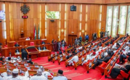Senate resumes as NASS installs COVID-19 sanitising devices