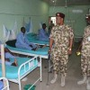 Corps Commander Medical Assures Wounded Soldiers of Adequate Medical Care