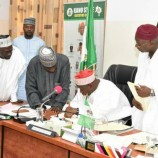 Ganduje signs amended law on the renaming of former North West University to Yusuf Maitama Sule University YMSU Kano