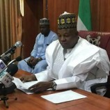 NUJ donates 600 bags of cement to Borno state governments