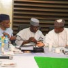 Inaugural meeting of Northern Governors' Forum/ Northern Traditional Rulers Committee on Restructuring in Kaduna
