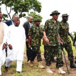 Buhari vows sustained military operations against bandits