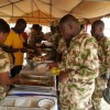 Army Hierarchy Celebrates Christmas With Troops In Gwoza And Buni Yadi