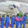 2019 Pilgrimage: 1,151 Intending Pilgrims Airlifted from Niger