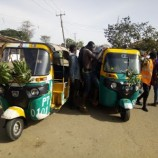 Ganduje suspends ban of male, female on same tricycle