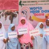 Hijab Day : Muslim women advocate review of Dress Code in all professions