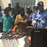 Troops uncover another illegal gun factory in Benue