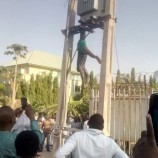 Tragedy: Man electrocuted while stealing from live transformer in Kaduna