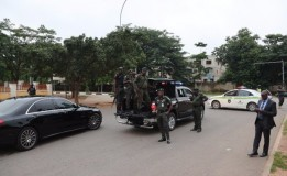 Two armed robbery suspects shot dead in Abuja