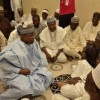 Governor M.A. Abubakar Condoles With Col. Hamid Ali