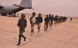 NAF seeks N2 million fine for illegal possession of firearm