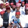 Abba files petition against Ganduje before Election Tribunal