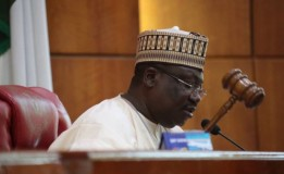 Lawan swears-in Smart Adeyemi