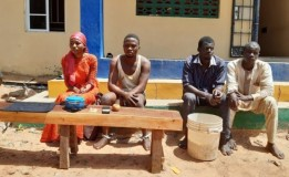 Bandits release 14 victims held captive for 44 days
