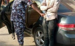 Suspect who attempted to bomb Kaduna Church, transferred to Force HQ
