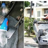Keeping Water Bottles In Your Car Could Lead To Deadly Road Accidents