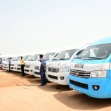 Niger Transport Authority bus