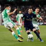 Madrid's 'worst game of season' in Betis defeat, lets Barca back in