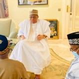 Governor Bala Mohammed Visits IBB